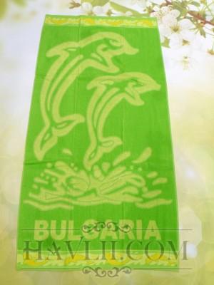 70/140 Корал - Зелени делфини