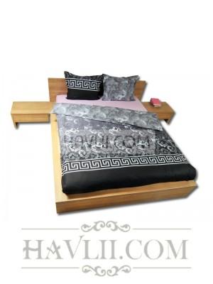Спален комплект с два плика - Меандър