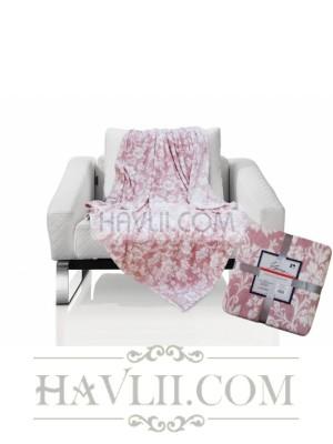 200/240 Одеяло - Флора-розово