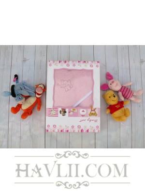 Комплект Бебе – Розов