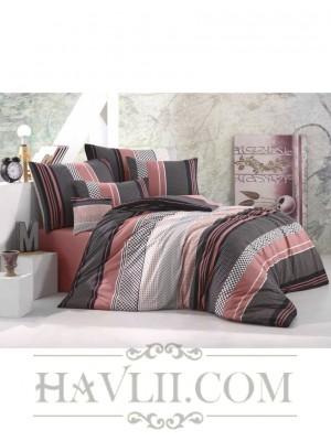Спален комплект за спалня - Зиги Пинк