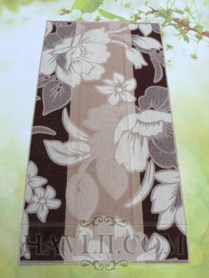 70/140 Корал - Кафяви цветя