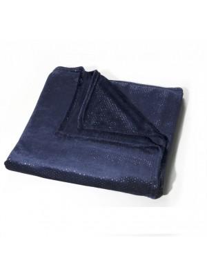 150/200 Одеяло - Диамант-Тъмно син